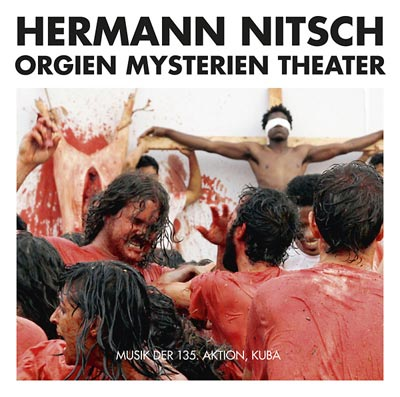 HERMANN NITSCH : Musik Der 135. Aktion, Kuba