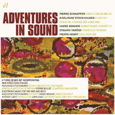 V.A. : Adventures In Sound