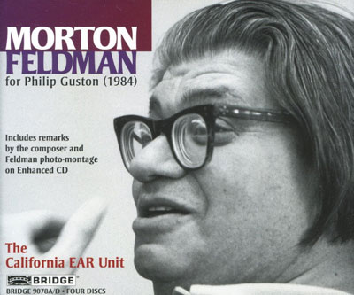 MORTON FELDMAN : For Philip Guston