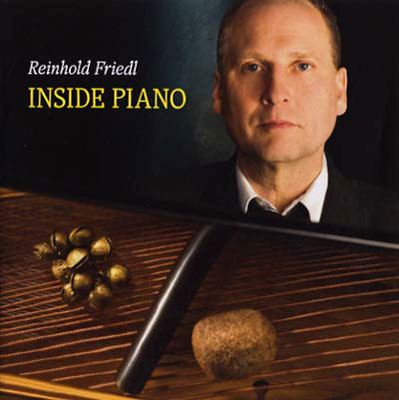 REINHOLD FRIEDL : Inside Piano