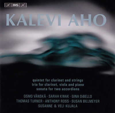 KALEVI AHO : The Chamber Works
