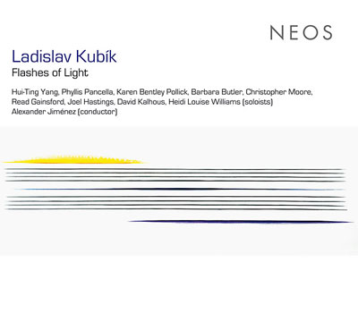 LADISLAV KUBIK : Flashes Of Light