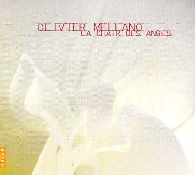 OLIVIER MELLANO : La Chair des Anges