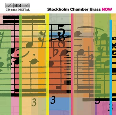 STOCKHOLM CHAMBER BRASS : Now