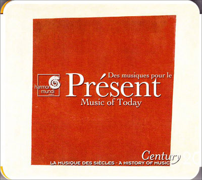 V.A. : Des Musiques Pour Le Present (Music Of Today) - ウインドウを閉じる
