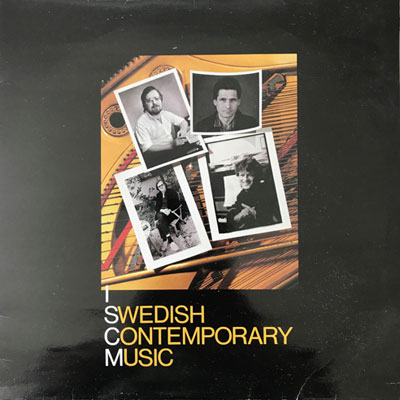 V.A. : Swedish Contemporary Music