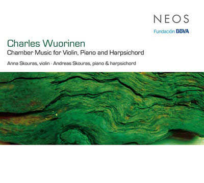 CHARLES WUORINEN : Chamber Music for Violin, Piano and Harpsichord