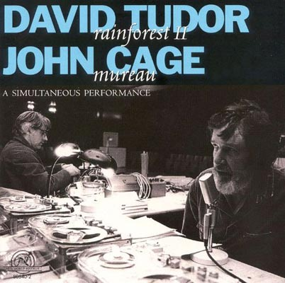 DAVID TUDOR, JOHN CAGE : Rainforest II