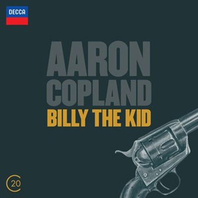 AARON COPLAND : Billy The Kid