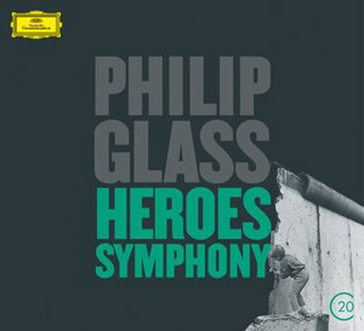 PHILIP GLASS : Heroes Symphony