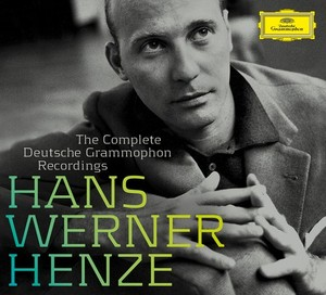 HANS WERNER HENZE : The Complete Deutsche Grammophon Recordings