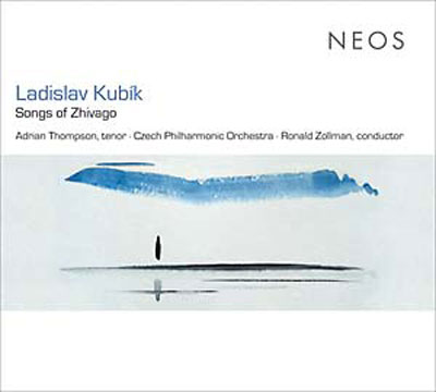 LADISLAV KUBIK : Songs of Zhivago