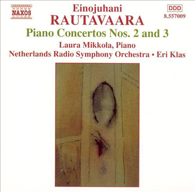 RAUTAVAARA : Piano Concertos Nos. 2 and 3