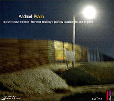 THIERRY MACHUEL : psalm