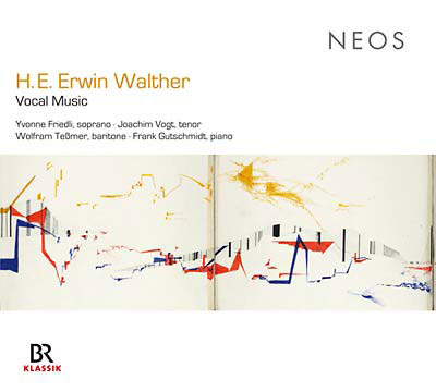H.E. ERWIN WALTHER : Vocal Music