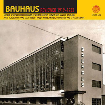V.A. : Bauhaus Reviewed (1919-1933)