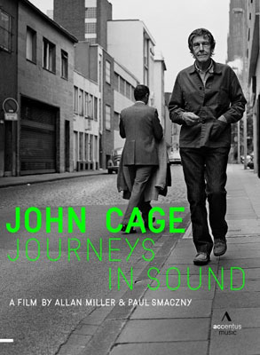 JOHN CAGE : Journeys In Sound - ウインドウを閉じる