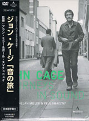 JOHN CAGE : Journeys In Sound