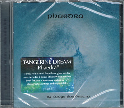 TANGERINE DREAM : Phaedra
