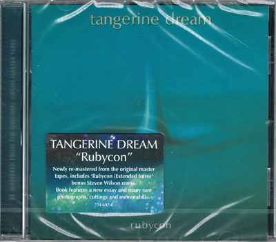 TANGERINE DREAM : Rubycon