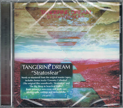 TANGERINE DREAM : Stratosfear