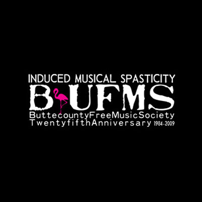 BUTTE COUNTY FREE MUSIC SOCIETY : Induced Musical Spasticity - Buttecounty Free Music Society Twentyfifth Anniversary (1984-2009)