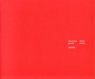 BERNHARD GUNTER / STEVE RODEN : Japan