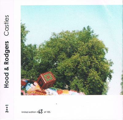 PAUL HOOD / MICHAEL RODGERS : Castles