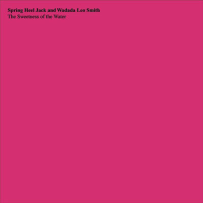 SPRING HEEL JACK AND WADADA LEO SMITH : The Sweetness of the Water