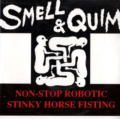 SMELL & QUIM : Non-Stop Robotic Stinky Horse Fisting