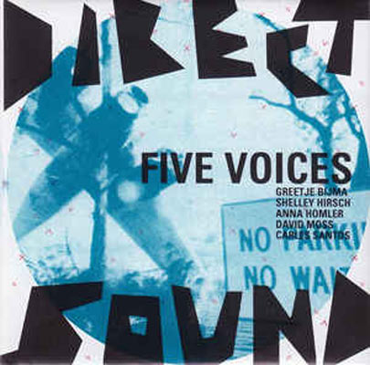 DIRECT SOUND : Five Voices