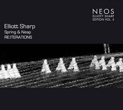 ELLIOTT SHARP : Spring & Neap - RE:ITERATIONS