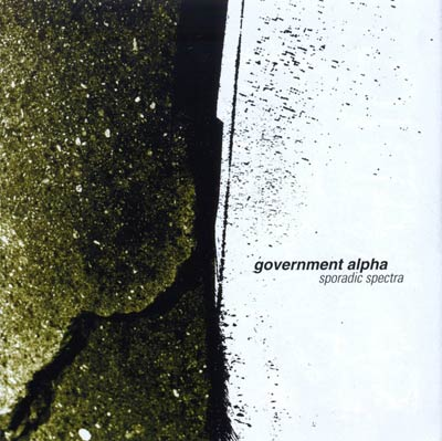 GOVERNMENT ALPHA : Sporadic Spectra