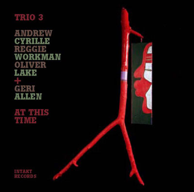 TRIO 3 + GERI ALLEN : At This Time