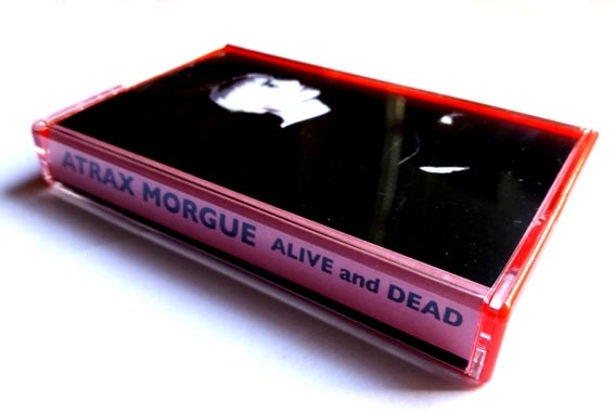 ATRAX MORGUE : Alive And Dead