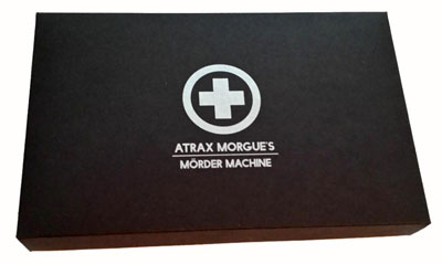 ATRAX MORGUE'S MÖRDER MACHINE : Atrax Morgue's Mörder Machine