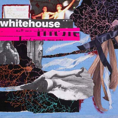 WHITEHOUSE : The Sound Of Being Alive