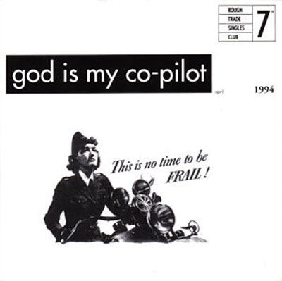 GOD IS MY CO-PILOT : This Is No Time To Be Frail!