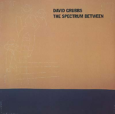DAVID GRUBBS : The Spectrum Between