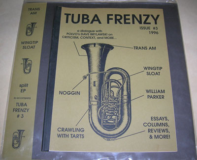 TUBA FRENZY : issue #3