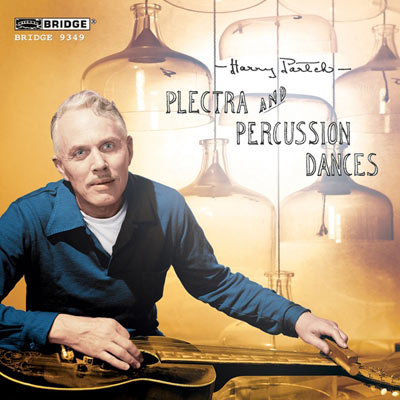 HARRY PARTCH : Plectra and Percussion Dances