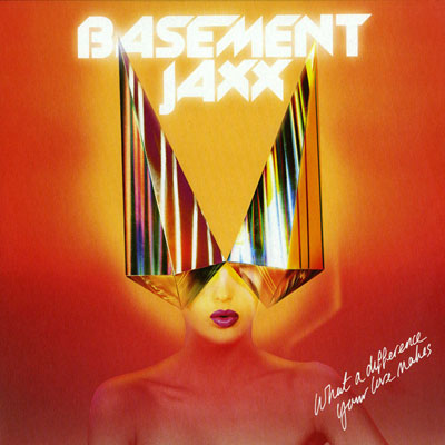 BASEMENT JAXX : What A Difference Your Love Makes / Back 2 The Wild