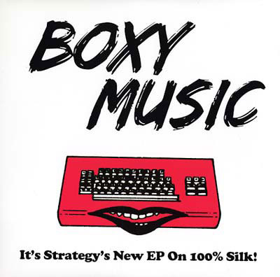 STRATEGY : Boxy Music