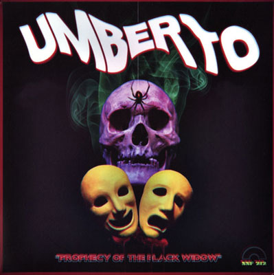 UMBERTO : Prophecy Of The Black Widow