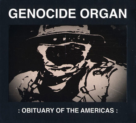 GENOCIDE ORGAN : Obituary Of The Americas