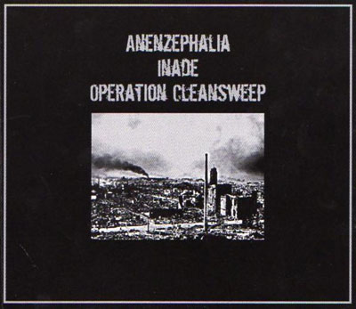V.A. : Anenzephalia / Inade / Operation Cleansweep